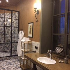 Гостиница Pevcheskaya Bashnya ванная фото 2