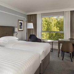 Отель Hyatt Regency London - The Churchill 5* Стандартный номер с различными типами кроватей