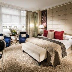 Отель Baur au Lac Швейцария, Цюрих - отзывы, цены и фото номеров - забронировать отель Baur au Lac онлайн комната для гостей фото 10