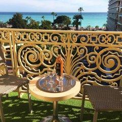 Hotel Ambassador пляж фото 2