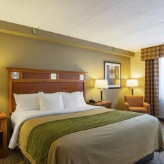 Отель Comfort Inn Washington Dulles International комната для гостей фото 3