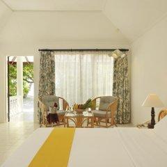 Отель Holiday Island Resort & Spa 4* Улучшенное бунгало с различными типами кроватей фото 5