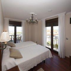 Отель Pensión Residencia A Cruzán - Adults Only 3* Стандартный номер с 2 отдельными кроватями фото 9