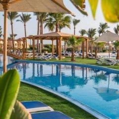 Отель Cleopatra Luxury Resort Makadi Bay 5* Стандартный номер с различными типами кроватей фото 7