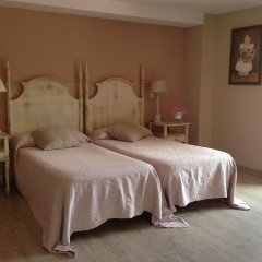 Отель Hosteria de Arnuero 3* Улучшенный номер с различными типами кроватей фото 5