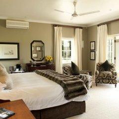 Отель River Bend Lodge 5* Улучшенный люкс с различными типами кроватей фото 4