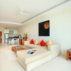 Отель Beach Republic, Koh Samui 4* Улучшенный люкс с различными типами кроватей фото 4