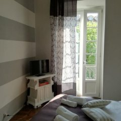 Отель 7 Rooms Turin Стандартный номер с двуспальной кроватью фото 12