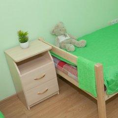 Хостел ВАМкНАМ Захарьевская Номер Эконом с различными типами кроватей фото 18