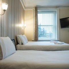 The Mitre Hotel 3* Стандартный семейный номер с двуспальной кроватью фото 3