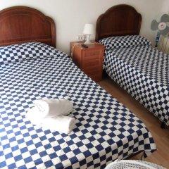 Отель Pension Lemus Стандартный номер с двуспальной кроватью (общая ванная комната) фото 9