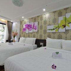 Hanoi Bella Rosa Suite Hotel 3* Семейный люкс с двуспальной кроватью