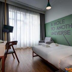 Отель Colors Urban 4* Стандартный номер фото 14