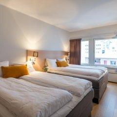 Enter City Hotel 3* Стандартный семейный номер с двуспальной кроватью фото 5