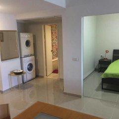 Апартаменты Apartment on the Beach Хайфа комната для гостей фото 5