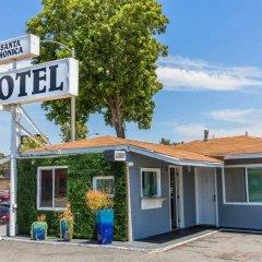 Отель Santa Monica Motel 2* Стандартный номер с различными типами кроватей фото 3