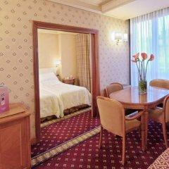 Hotel Capitol Milano 4* Стандартный номер с различными типами кроватей фото 6