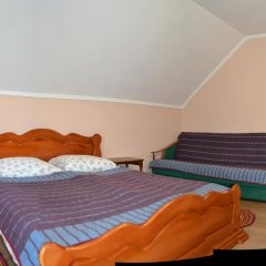 Гостиница Вилла Речка Коттедж с различными типами кроватей фото 10