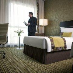 Отель Oryx Rotana 5* Стандартный номер с различными типами кроватей фото 4