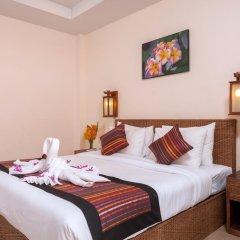 Kata Silver Sand Hotel 3* Улучшенный номер с двуспальной кроватью