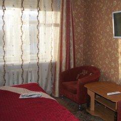 Гостиница Центральная Улучшенный номер двуспальная кровать фото 2