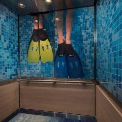 Отель Dream Inn Santa Cruz США, Санта-Крус - отзывы, цены и фото номеров - забронировать отель Dream Inn Santa Cruz онлайн сауна