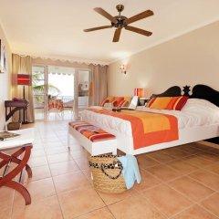 Отель Pierre & Vacances Residence Premium Les Tamarins Улучшенная студия с различными типами кроватей