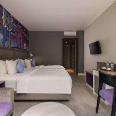 Отель Wyndham Garden Kuta Beach, Bali 4* Номер Делюкс с различными типами кроватей
