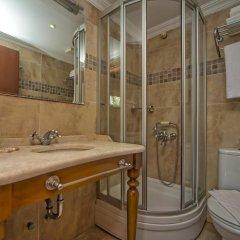 Argos Hotel Турция, Анталья - 1 отзыв об отеле, цены и фото номеров - забронировать отель Argos Hotel онлайн ванная
