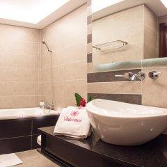 Valentine Hotel 3* Улучшенный номер с различными типами кроватей фото 10