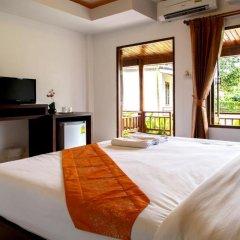 Отель Baan Rabieng 3* Улучшенный номер