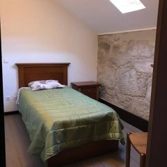 Отель Constituição Rooms 2* Стандартный номер с различными типами кроватей фото 3