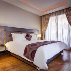 Gray Boutique Hotel and Spa 5* Представительский люкс с различными типами кроватей фото 2
