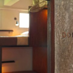 Отель Kama Bangkok - Boutique Bed & Breakfast 2* Кровать в общем номере двухъярусные кровати фото 2