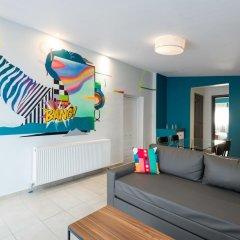 Colors Budget Luxury Hotel Номер категории Эконом фото 6