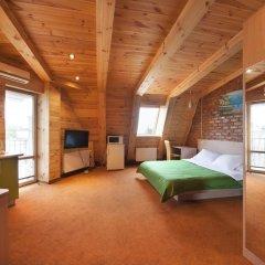Geneva Apart Hotel 3* Улучшенный номер с различными типами кроватей фото 5