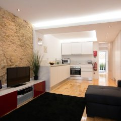 Апартаменты One Bedroom Apartment by Perfect4u комната для гостей фото 4
