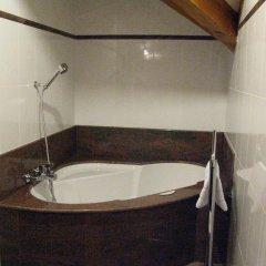 Отель La Colombière Швейцария, Ле-Гран-Саконекс - отзывы, цены и фото номеров - забронировать отель La Colombière онлайн ванная