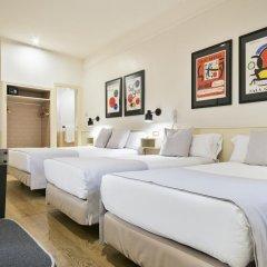 Hotel El Call Стандартный номер с различными типами кроватей фото 2