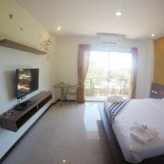 Отель Benjamas Place Номер Делюкс с различными типами кроватей фото 7