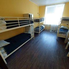 Хостел Калинин Кровать в общем номере с двухъярусной кроватью фото 6