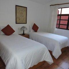 Отель Casa Coyoacan Стандартный номер фото 9