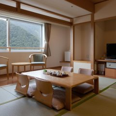 Hotel Morinokaze Tateyama 3* Стандартный номер фото 3