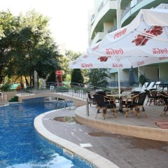 Отель Perunika - BB & All Inclusive Болгария, Золотые пески - 1 отзыв об отеле, цены и фото номеров - забронировать отель Perunika - BB & All Inclusive онлайн детские мероприятия фото 2