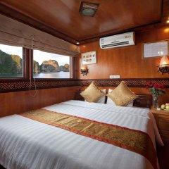 Отель Halong Golden Bay Cruise Номер Делюкс фото 8