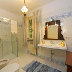Отель B&B Il Trebbio Италия, Массароза - отзывы, цены и фото номеров - забронировать отель B&B Il Trebbio онлайн ванная