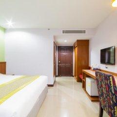 Отель The Win Pattaya 4* Стандартный номер с двуспальной кроватью фото 2