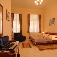 Отель Budapest Museum Central 3* Студия с различными типами кроватей фото 4