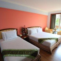 Karnmanee Palace Hotel 4* Улучшенный номер с различными типами кроватей фото 5