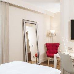 Отель NH Collection Frankfurt City 4* Улучшенный номер с различными типами кроватей фото 3